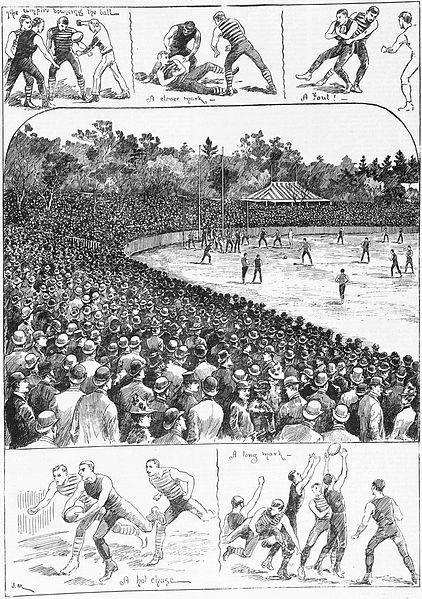 1891_VFA_Premiership_Match