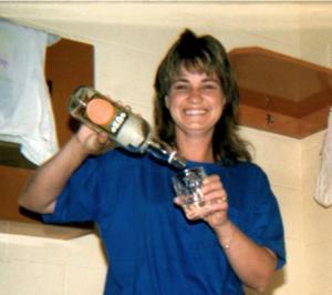 1989 - aka The Ouzo Lady - New Zealand.