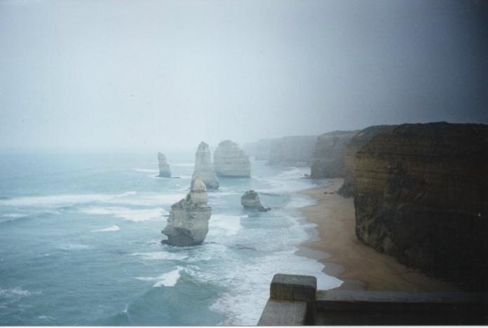 1997 - The Twelve Apostles, near Port Campbell, Victoria