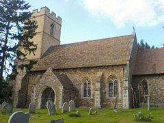 Caldecote_Church