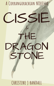 Cover3 Cissie and the Dragon Stone